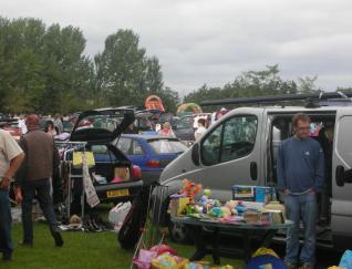 Stonham Barns Car Boot Sale